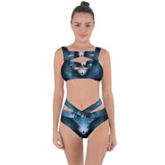 Rising Angel Fantasy Bandaged Up Bikini Set