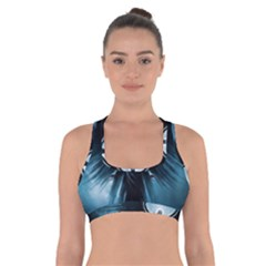 Rising Angel Fantasy Cross Back Sports Bra