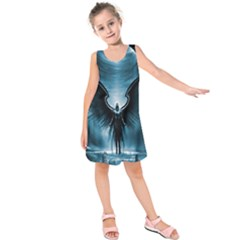 Rising Angel Fantasy Kids  Sleeveless Dress