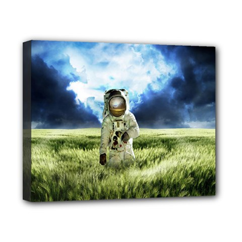Astronaut Canvas 10  X 8  by BangZart