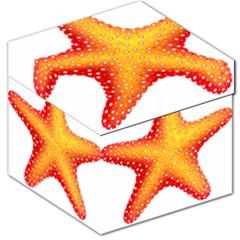 Starfish Storage Stool 12
