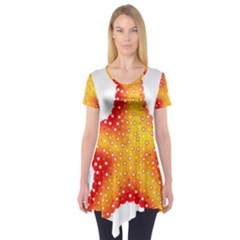 Starfish Short Sleeve Tunic