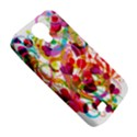 Abstract Colorful Heart Samsung Galaxy S4 Classic Hardshell Case (PC+Silicone) View5