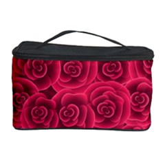 Floral Heart Cosmetic Storage Case by BangZart