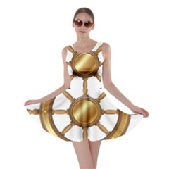 Boat Wheel Transparent Clip Art Skater Dress