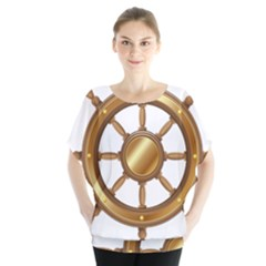 Boat Wheel Transparent Clip Art Blouse
