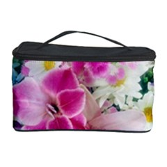 Colorful Flowers Patterns Cosmetic Storage Case by BangZart