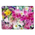Colorful Flowers Patterns Samsung Galaxy Tab S (10.5 ) Hardshell Case  View1