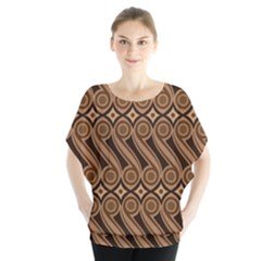 Batik The Traditional Fabric Blouse
