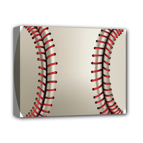 Baseball Deluxe Canvas 14  X 11  by BangZart