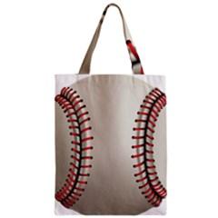 Baseball Classic Tote Bag