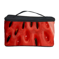 Piece Of Watermelon Cosmetic Storage Case by BangZart