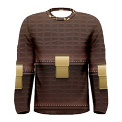 Brown Bag Men s Long Sleeve Tee