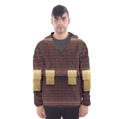 Brown Bag Hooded Wind Breaker (men)