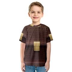Brown Bag Kids  Sport Mesh Tee