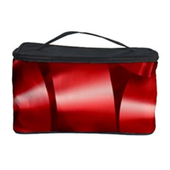 Red Bow Cosmetic Storage Case