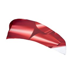 Red Bow Stretchable Headband
