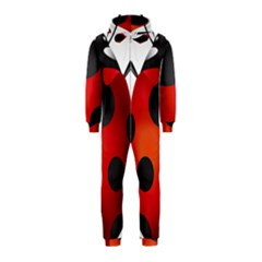 Ladybug Insects Hooded Jumpsuit (kids)