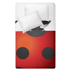 Ladybug Insects Duvet Cover Double Side (single Size) by BangZart