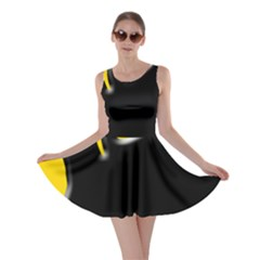 Black Rhino Logo Skater Dress