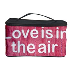 Love Concept Poster Design Cosmetic Storage Case by dflcprints