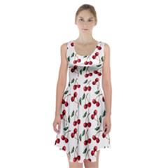 Cherry Red Racerback Midi Dress by Kathrinlegg