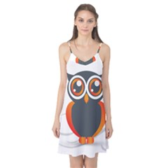 Owl Logo Camis Nightgown
