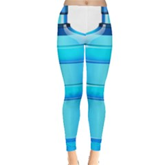 Large Water Bottle Leggings  by BangZart