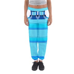 Large Water Bottle Women s Jogger Sweatpants