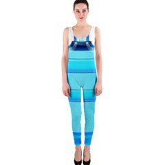 Large Water Bottle Onepiece Catsuit
