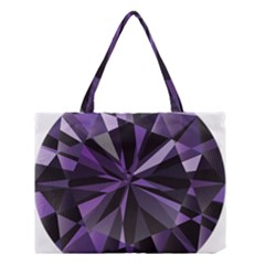Amethyst Medium Tote Bag by BangZart