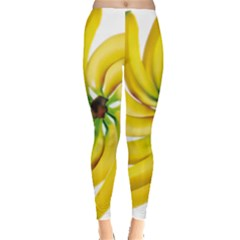 Bananas Decoration Leggings  by BangZart