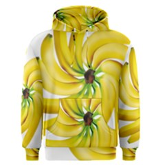 Bananas Decoration Men s Pullover Hoodie