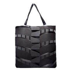Tire Grocery Tote Bag