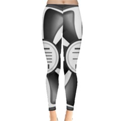 12v Computer Fan Leggings  by BangZart