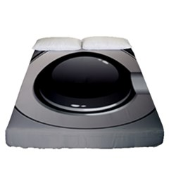 Washing Machine Fitted Sheet (queen Size)