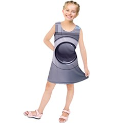Washing Machine Kids  Tunic Dress
