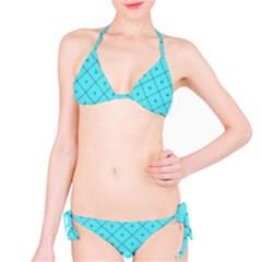 Pattern Background Texture Bikini Set
