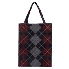 Wool Texture With Great Pattern Classic Tote Bag by BangZart