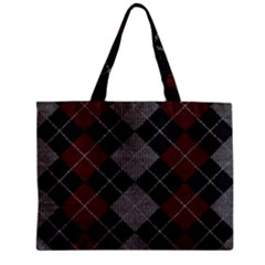 Wool Texture With Great Pattern Zipper Mini Tote Bag by BangZart