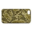 Yellow Snake Skin Pattern Apple iPhone 5C Hardshell Case View1
