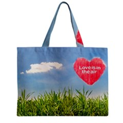 Love Concept Poster Zipper Mini Tote Bag by dflcprints