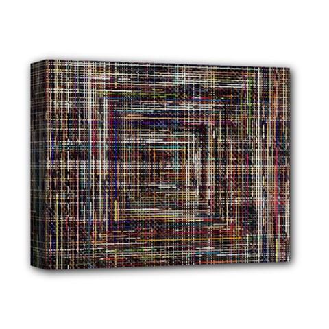 Unique Pattern Deluxe Canvas 14  X 11