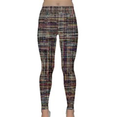 Unique Pattern Classic Yoga Leggings