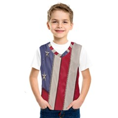 Usa Flag Kids  Sportswear