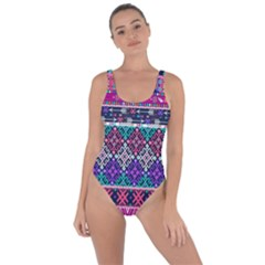 Tribal Seamless Aztec Pattern Bring Sexy Back Swimsuit by BangZart