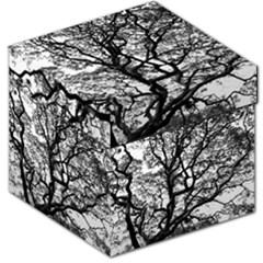 Tree Fractal Storage Stool 12
