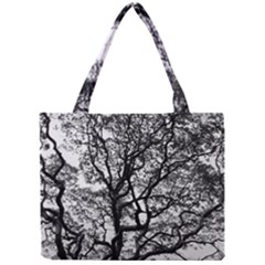 Tree Fractal Mini Tote Bag