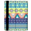 Tribal Print Samsung Galaxy Tab 10.1  P7500 Flip Case View2