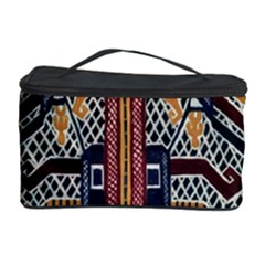 Traditional Batik Indonesia Pattern Cosmetic Storage Case by BangZart